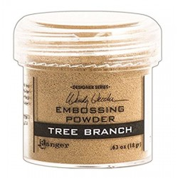 Polvo de Embossing Tree Branch