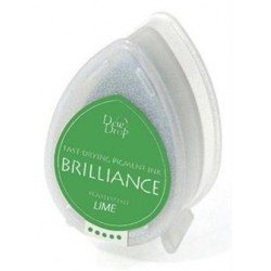 Brilliance Pearlescent Lime