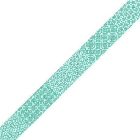 Washi Tape MT Line Pattern Green